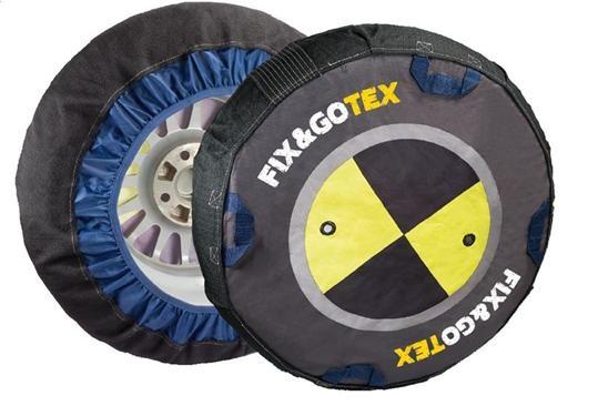 Cadenas textiles para nieve FIX&GOTEX neumaticos 135/70R15